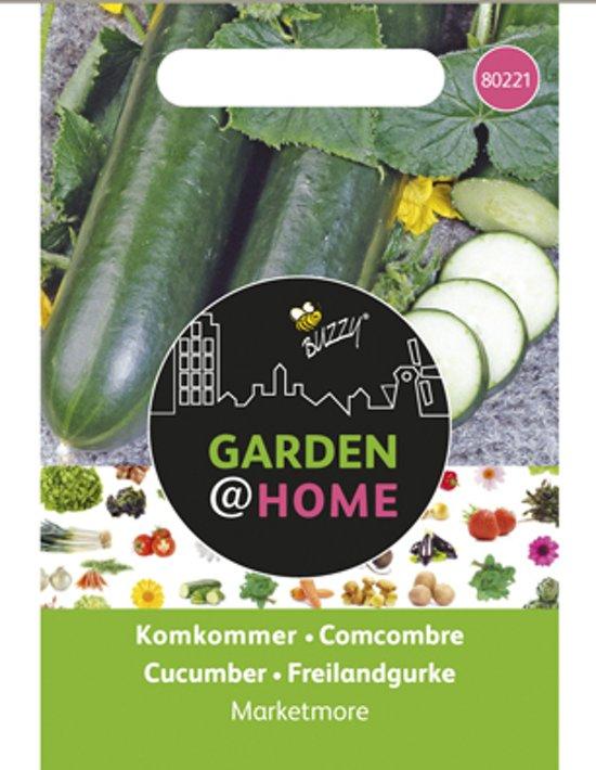 Garden@Home Komkommer Marketmore
