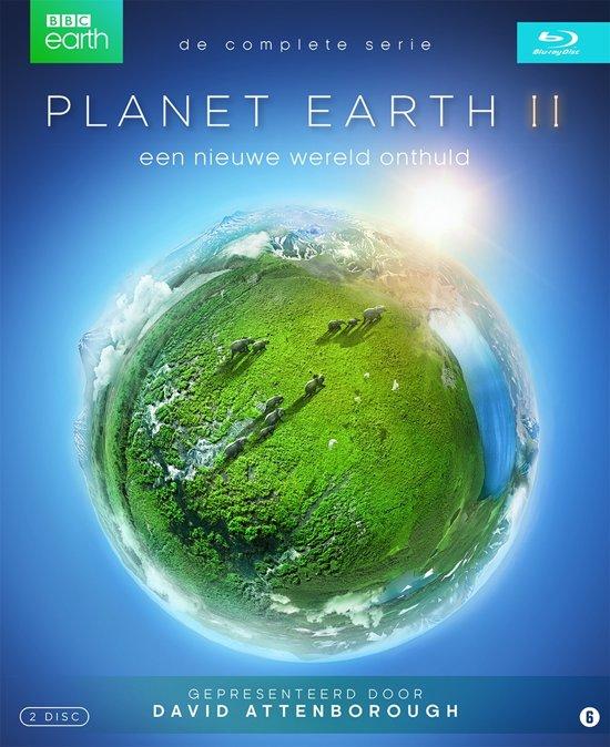 BBC Earth - Planet Earth II (Blu-ray)