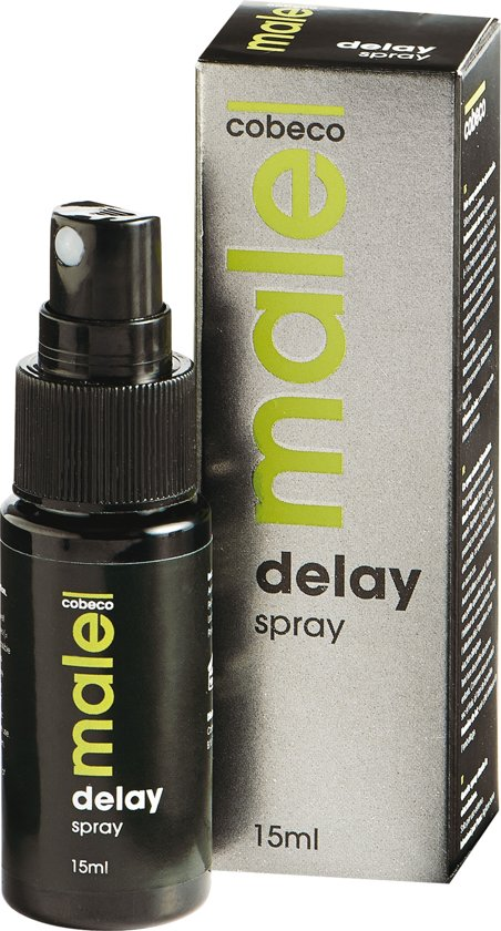 Male - 15 ml - Delay Spray