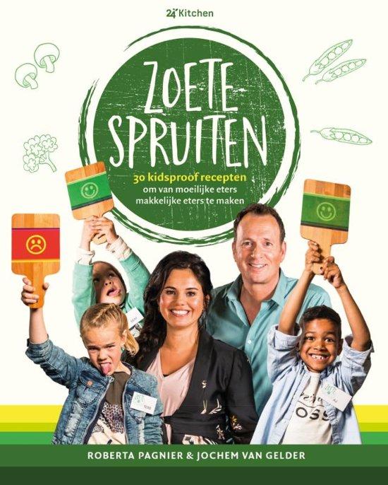 Boek cover Zoete spruiten van Roberta Pagnier (Hardcover)