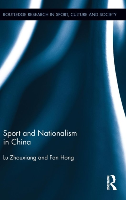 Sport and Nationalism in China