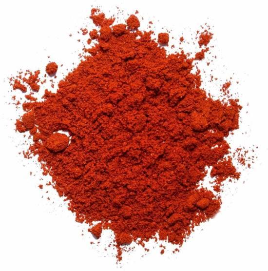 Biologische paprika rood edel zoet gemalen 1 Kilo