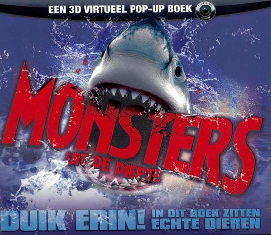 Monsters uit de diepte cd rom