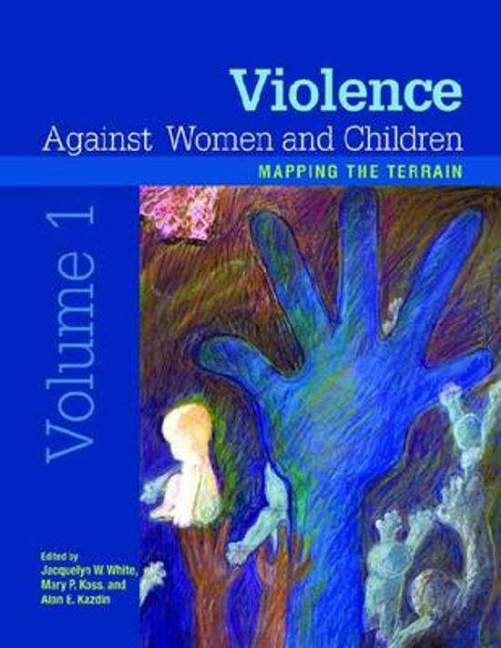 Violence Against Women and Children, Volume 1