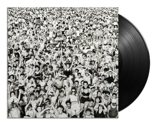 Listen Without Prejudice (LP)