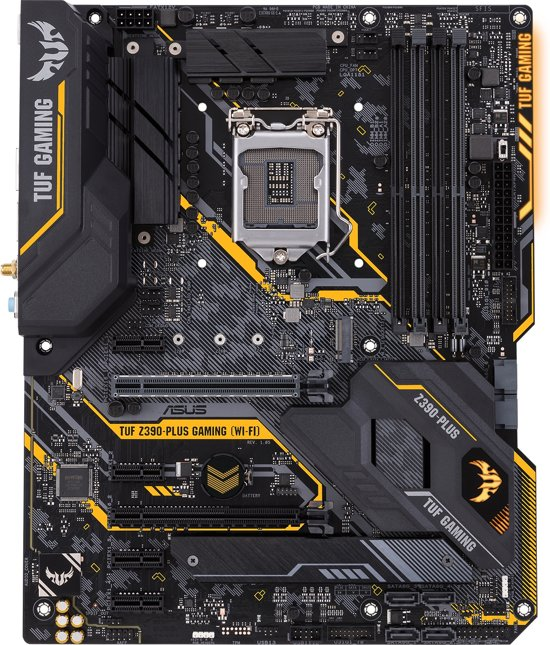 Asus TUF Z390-Plus Gaming (WiFi)