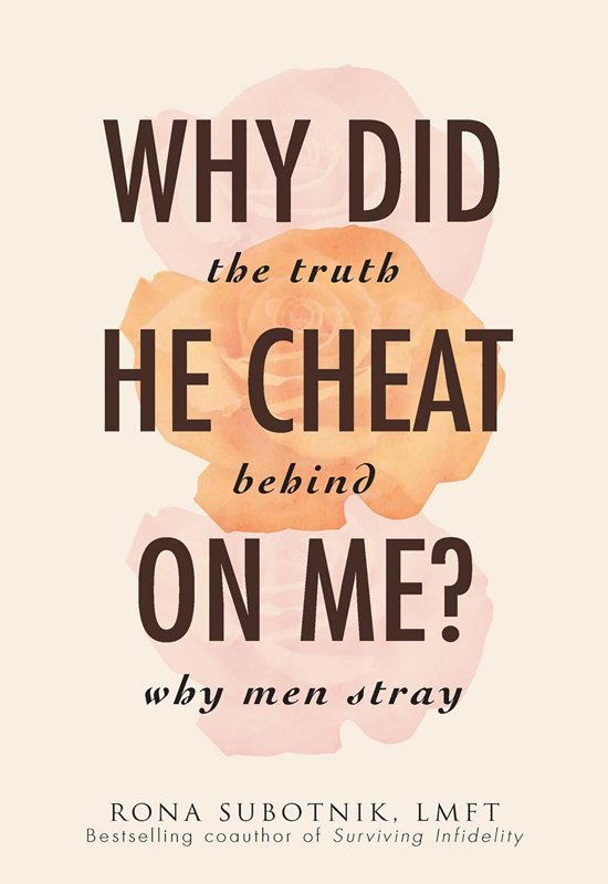 why did he cheat on me