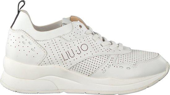 Liu Jo Dames Sneakers Karlie 14 - Wit - Maat 38
