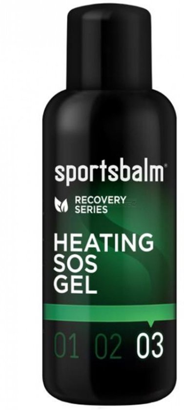 Sportsbalm Recovery Heating SOS Gel