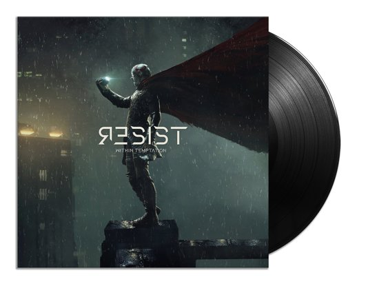 CD cover van Resist (LP) van Within Temptation