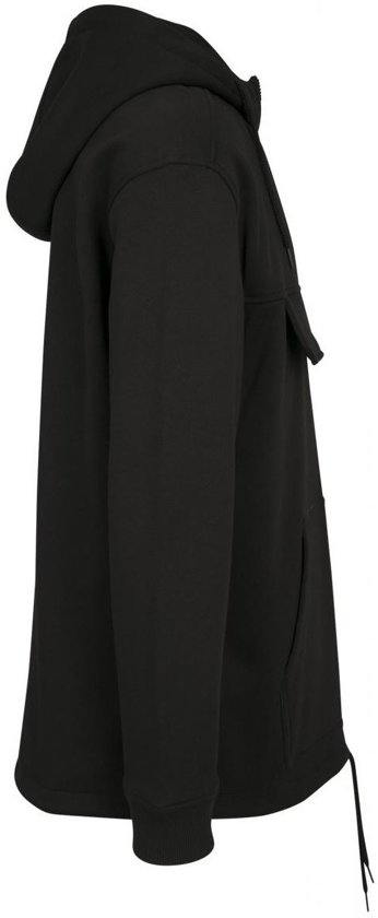 Pullover Kleur Maat S Hoodie Zwart SenviSweat JKclF1