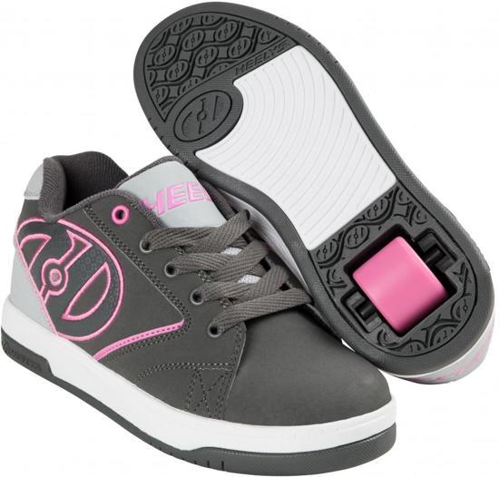 Heelys Rolschoenen Propel - Sneakers - Kinderen - Maat 31 - Grijs/Roze