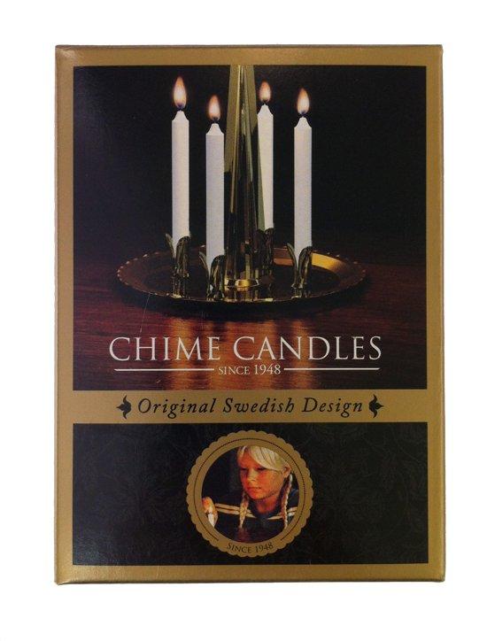 Kitchen Trend Kaarsen voor Angelchime/Rendierchime - 20 Stuks