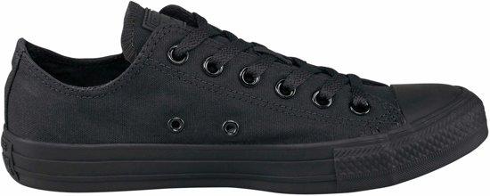 All Chuck Monochrome 36 Unisex Maat 5 Black Converse Taylor Star Sneakers aT4nE6wF6q