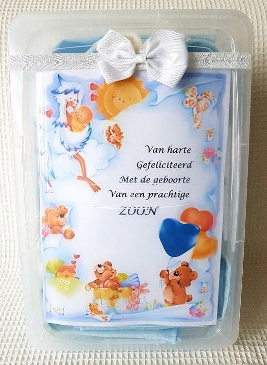 Geboorte Cadeau/Kraamcadeau NO 6