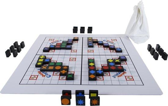 Qwirkle playmat Connect Bordspel Speelmat