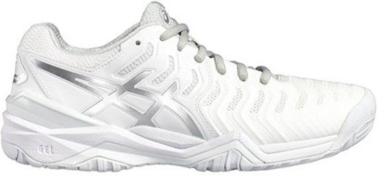 Résolution 7 Chaussures De Gel Asics Blanches Auv7Fk1