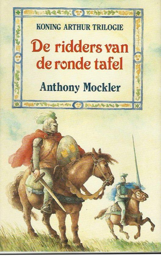 Koning Arthur Ronde Tafel.Bol Com Koning Arthur Trilogie De Ridders Van De Ronde