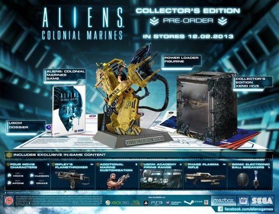 Aliens: Colonial Marines - Collector's Edition - Windows