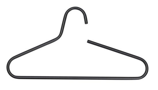 Spinder Design Victorie - Kledinghanger - Set van 5 - Zwart