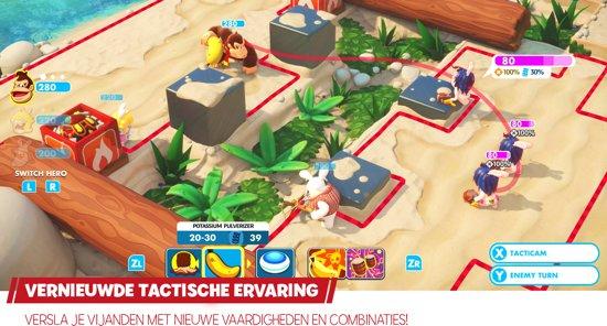Mario + Rabbids: Kingdom Battle (Gold Edition) Switch