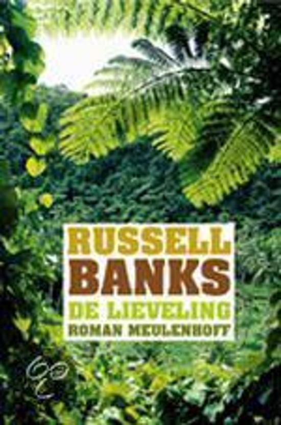 Cover van het boek 'De lieveling' van  Banks en Russell Banks