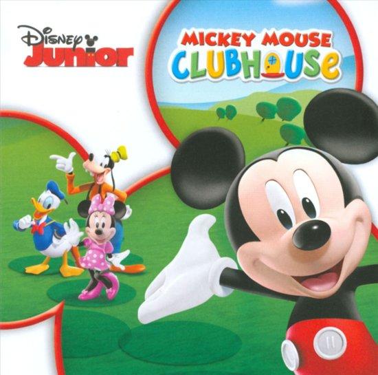 CD cover van Disney Junior: Mickey Mouse Clubhouse van various artists