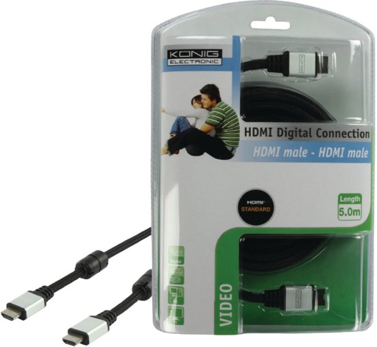 Konig HDMI kabel - 5 meter