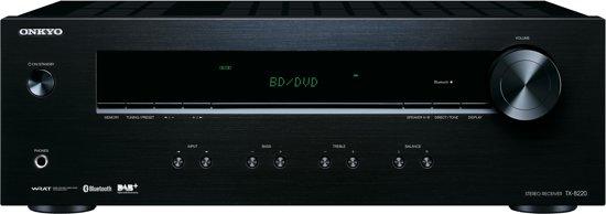 Onkyo TX-8220 Stereo 2.1 Receiver- Zwart