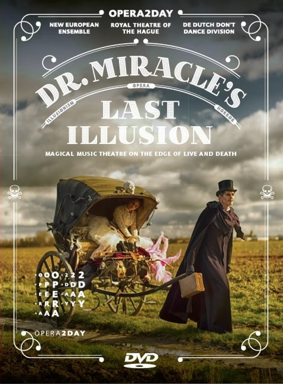 Dr Miracle's last illusion DVD
