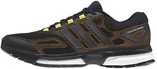 Adidas - Chaussures De Course De Réponse - Hommes - Chaussures - Noir - 44 BeedlqAQP