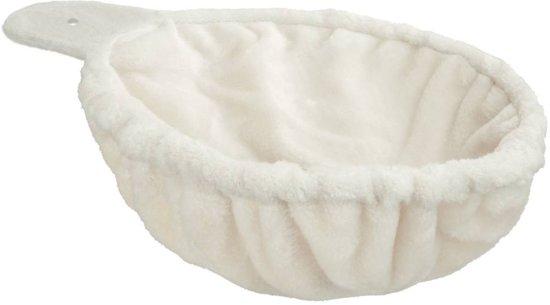 TecTake - Ligmand voor krabpalen 36cm beige