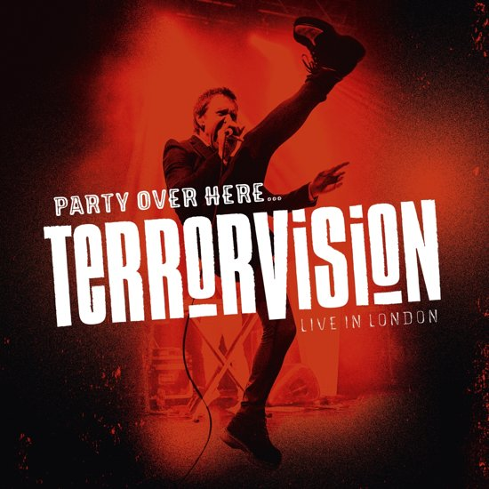 Party Over Here -Cd+Blry-
