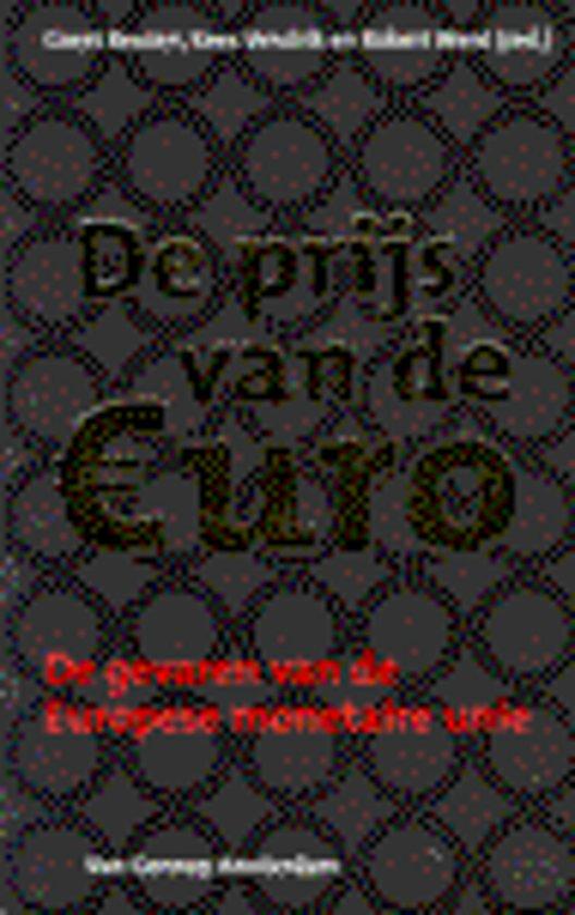 Boek cover Prijs van de euro van Geert Reuten (Paperback)