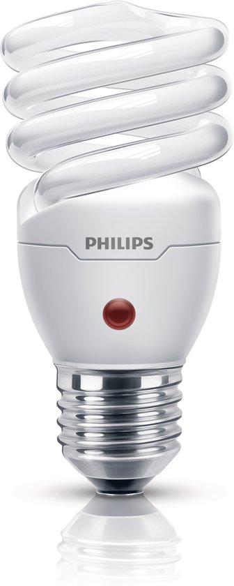 Philips Sensor Tornado - spaarlamp - 15W - E27 Fitting - 1 stuk