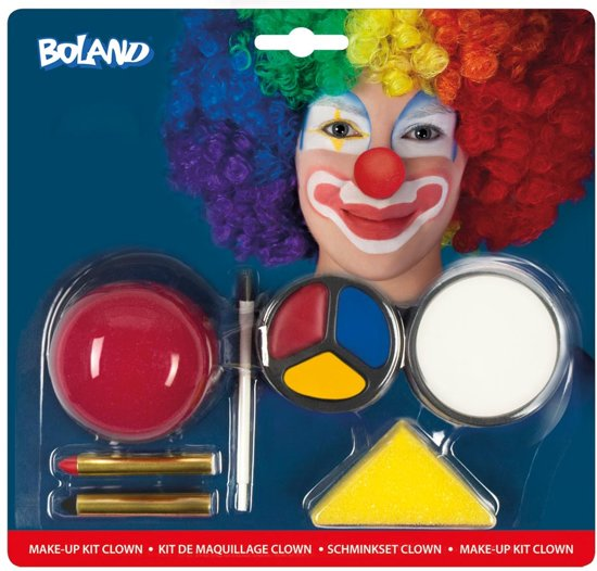 Bol Com Make Up Kit Clown Boland Speelgoed