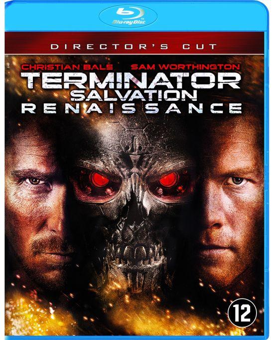Cover van de film 'Terminator Salvation'
