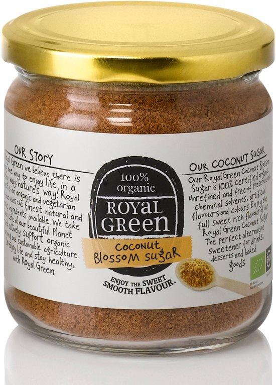 Royal Green - Kokosbloesem Suiker - 900 gram