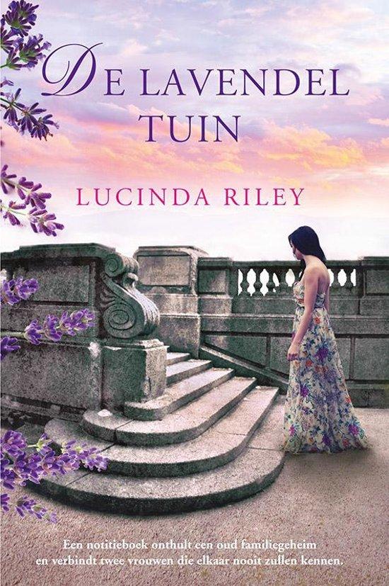 Boekomslag voor De lavendeltuin