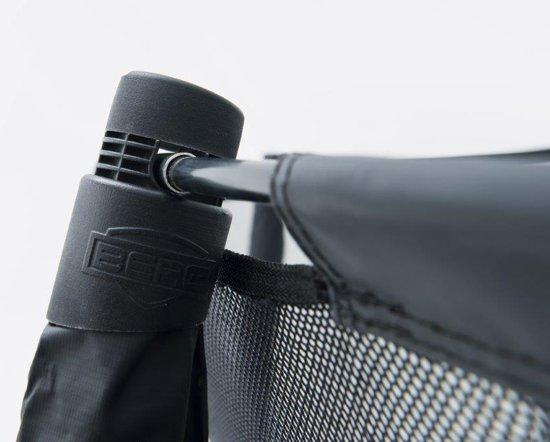 BERG Champion Trampoline - 380 cm - Inclusief Veiligheidsnet Deluxe - Groen