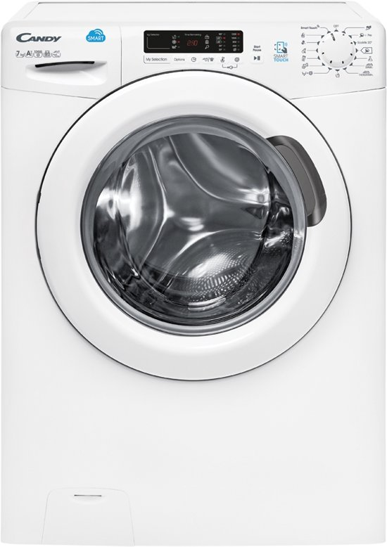 Candy CSS41382D3 - Wasmachine - Smart Touch NFC -7 kg