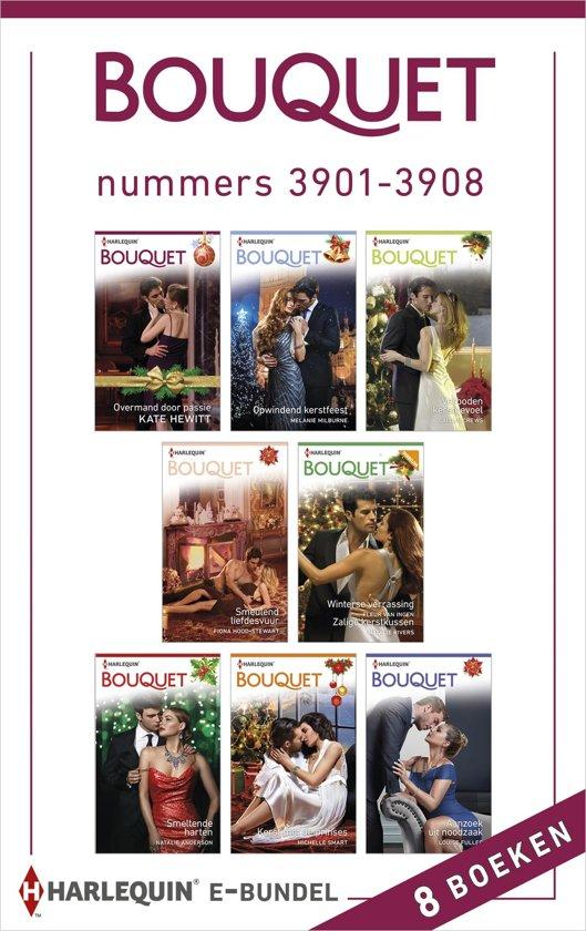 Bouquet e-bundel nummers 3901 - 3908 (8-in-1)
