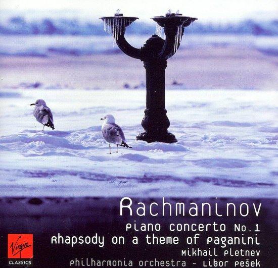 Mikhail Pletnev - Rachmaninov Piano Cto
