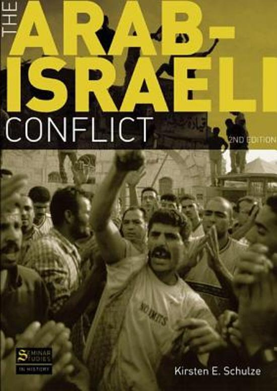 an introduction and an analysis of the arab israeli conflicts The middle east: the origins of arab-israeli wars yet no account of the origins of arab-israeli wars would be a brief introduction to the international.