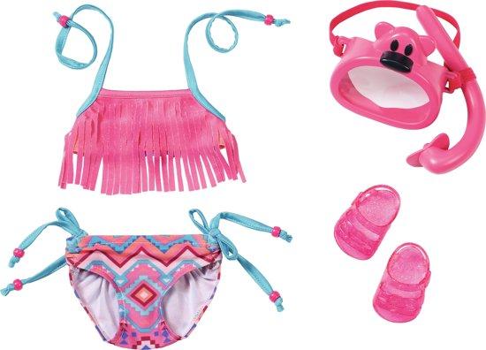 BABY born® Play&Fun Snorkelset - Kleertjes