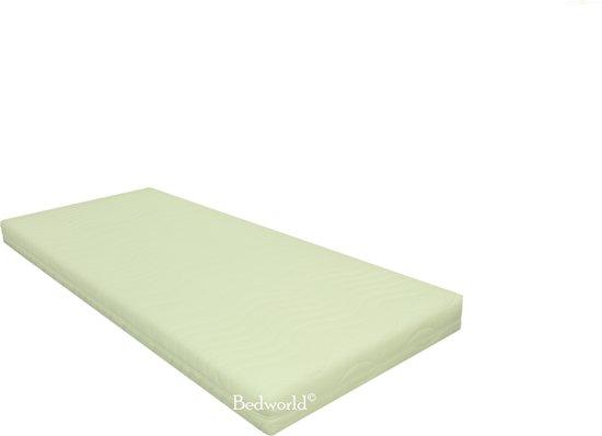 110x200 - Bedworld - Comfortschuim Guus - Matras - SG30 - 14 cm dik - medium ligcomfort