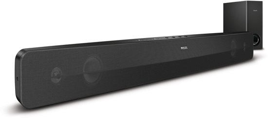Philips HTS3111/12 - Soundbar met subwoofer
