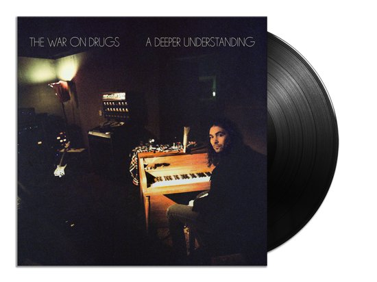 CD cover van A Deeper Understanding (LP) van The War On Drugs