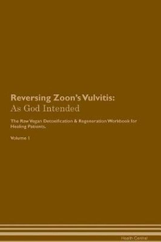 Reversing Zoon's Vulvitis