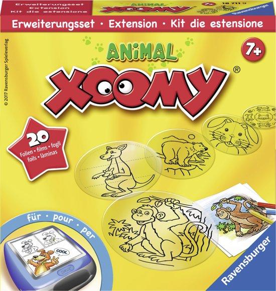 Ravensburger Xoomy® uitbreidingsset Animals